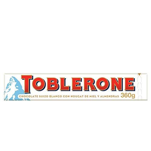 Toblerone White Large Bar Chocolate, 360g