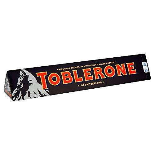 Pack of 3 - Toblerone Dark Chocolate Bar 360g Each