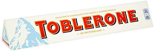 Toblerone White Chocolate Large Gift Bar 360 g