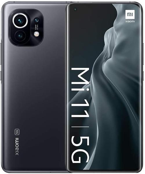 Xiaomi Mi 11 5G Dual Sim 8GB 256GB 108MP Triple Camera - Midnight Gray