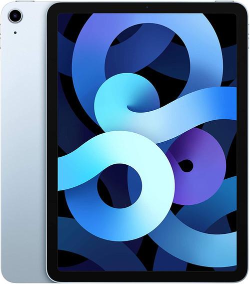 "Apple 10.9-inch iPad Air Wi-Fi - 4th generation - tablet - 64 GB - 10.9"" IPS (2360 x 1640) - sky blue"