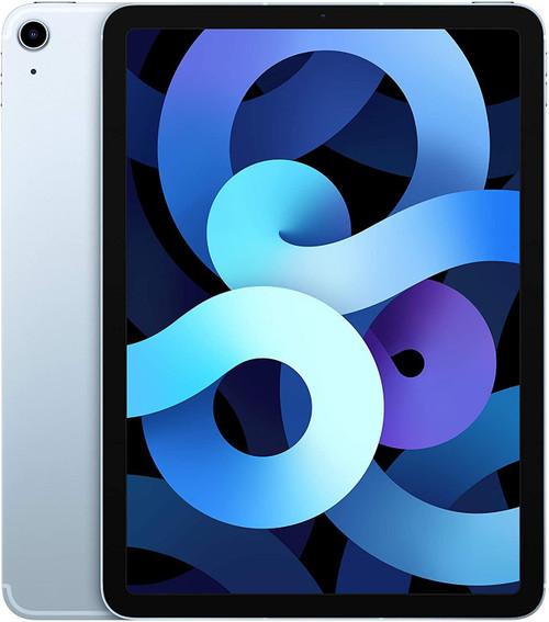Apple 10.9-inch iPad Air Wi-Fi + Cellular - 4th generation - 256 GB - 4G - sky blue