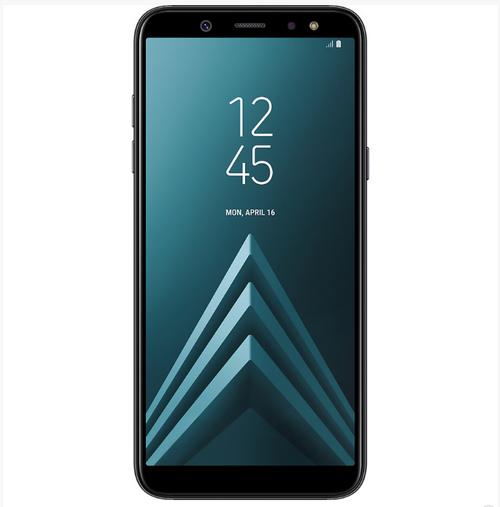 Samsung A600 Galaxy A6 (2018) 4G 32GB black Dual-Sim