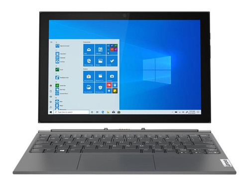 Lenovo IdeaPad Duet 3 10IGL5-LTE 82HK - with detachable keyboard - Silver