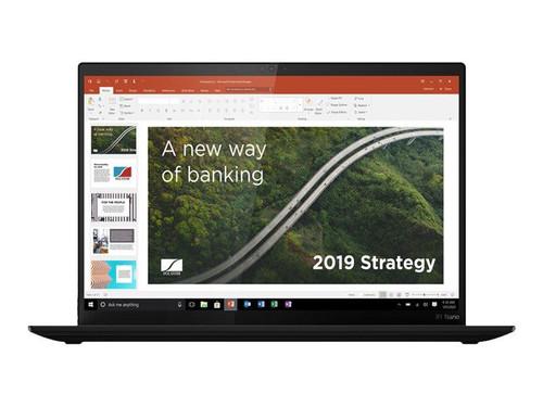 "Lenovo ThinkPad X1 Nano Gen 1 20UN - Core i7 1160G7 / 2.1 GHz - Evo - Win 10 Pro 64-bit - 16 GB RAM - 512 GB SSD NVMe - 13"" IPS 2160 x 1350 (2K) - Iris Xe Graphics - Wi-Fi 6, Bluetooth - 4G - black paint - kbd: UK - with 3 Years Lenovo Premier Suppor"
