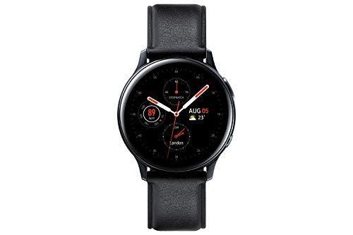 Samsung SM-R830 Galaxy Watch Active 2 Smartwatch Stainless Steel 40mm - Aqua Black