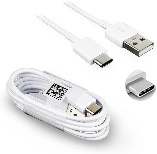 Samsung Genuine Type C USB Cable EP-DN930CWE - WHITE