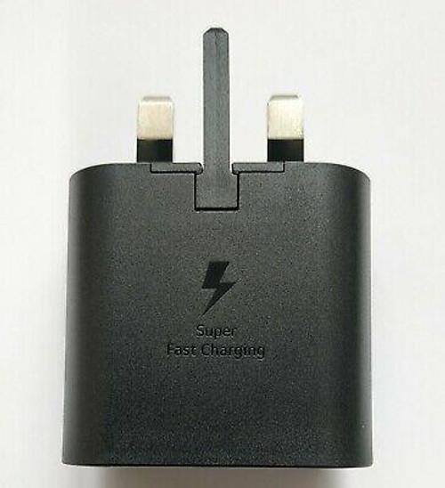 Samsung Fast Charger USB Plug 2A Black