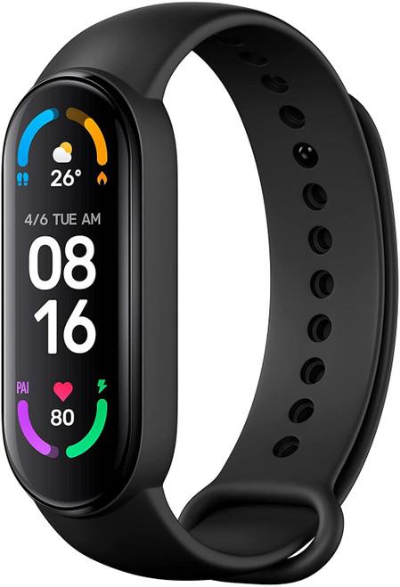 Smartwatch Xiaomi Mi Band 6 Activity Tracker black