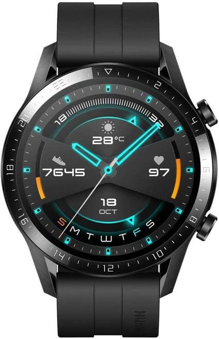 Smartwatch Huawei Watch GT2 46mm  Matte Black sport version