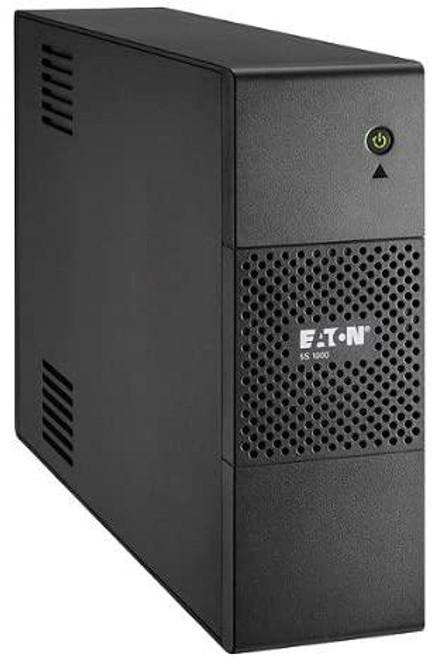 Eaton 5S 1500i - UPS - AC 230 V - 900 Watt - 1500 VA - USB - output connectors: 8 - black