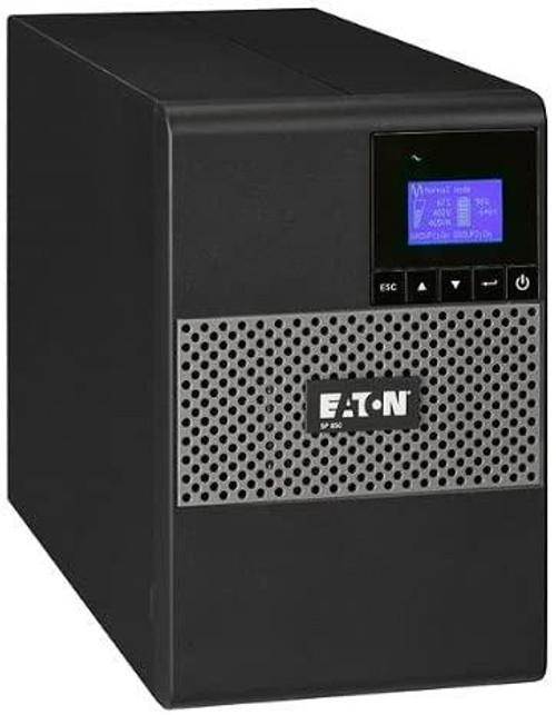 Eaton 5P 1550i - UPS - AC 160-290 V - 1100 Watt - 1550 VA - RS-232, USB - output connectors: 8