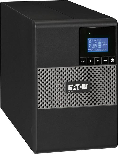 Eaton 5P 1150i - UPS - AC 160-290 V - 770 Watt - 1150 VA - RS-232, USB - output connectors: 8