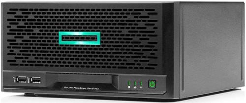 "HPE ProLiant MicroServer Gen10 Plus Performance - Server - ultra micro tower - 1-way - 1 x Xeon E-2224 / 3.4 GHz - RAM 16 GB - SATA - non-hot-swap 3.5"" bay(s) - no HDD - no graphics - GigE - no OS - monitor: none"