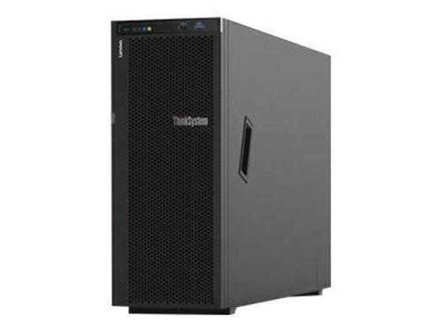 "Lenovo ThinkSystem ST550 7X10 - Server - tower - 4U - 2-way - 1 x Xeon Silver 4210R / 2.4 GHz - RAM 16 GB - SAS - hot-swap 2.5"" bay(s) - no HDD - Matrox G200 - GigE - no OS - monitor: none"