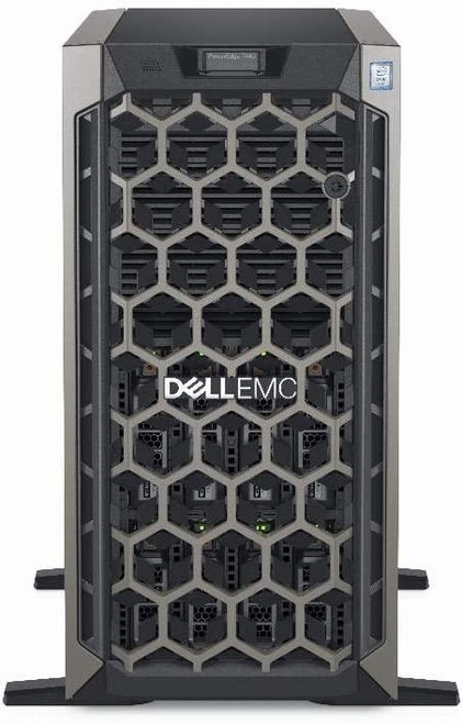 PowerEdge T440 Intel Xeon Silver 4208 (11M Cache, 2.1GHz) 16GB Black 3Y Basic Onsite