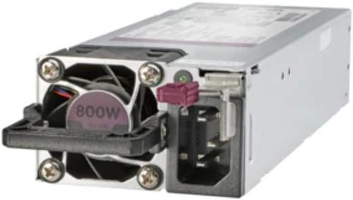 Power supply - hot-plug / redundant (plug-in module) - Flex Slot - 80 PLUS Platinum - AC 100-240 V - 800 Watt - 908 VA