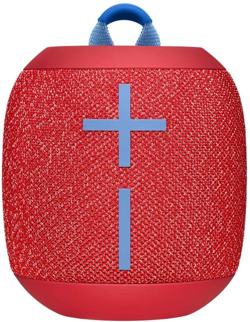 Ultimate Ears WONDERBOOM 2 - Speaker - for portable use - wireless - Bluetooth - radical red