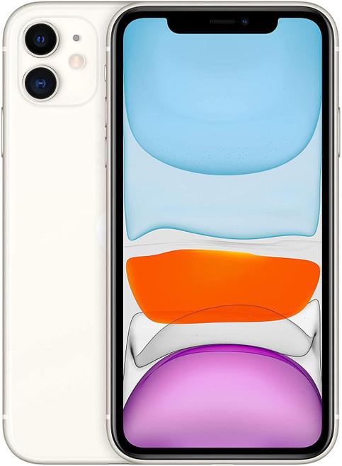 Apple iPhone 11 - 64GB - dual-SIM - white
