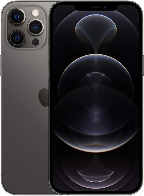Apple iPhone 12 Pro Max - dual-SIM - 5G - 128 GB - Graphite