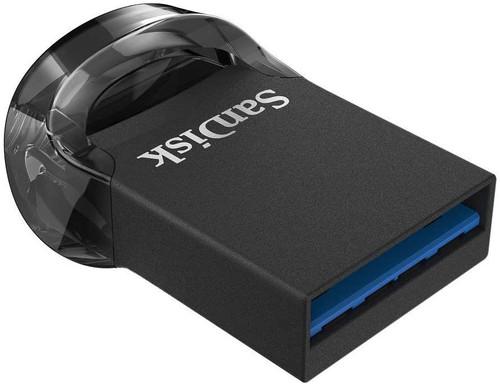 SanDisk Ultra Fit - USB flash drive - 128 GB - USB 3.1