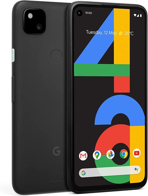 Google Pixel 4a 128GB 4G Just Black