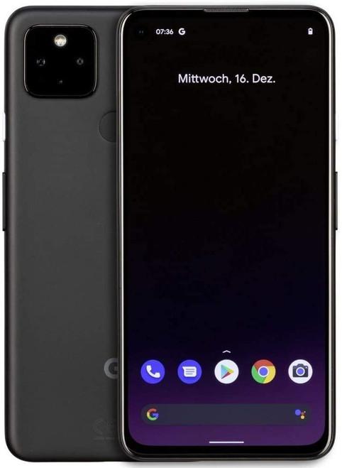 Google Pixel 4a 128GB 5G Just Black