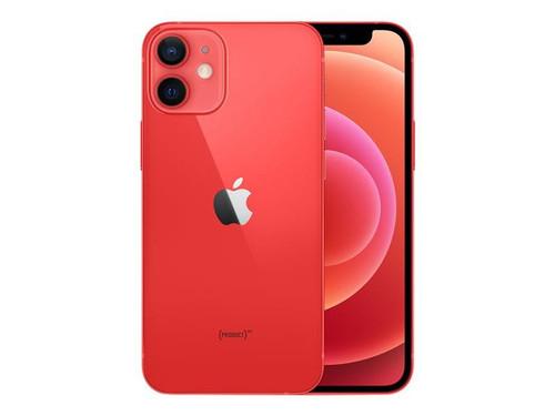 Apple iPhone 12 mini - RED - Dual-SIM - 5G - 128 GB