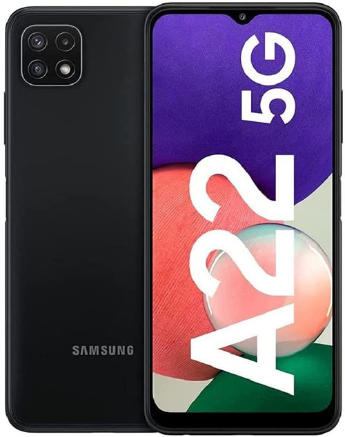 Samsung A22 5G Dual-Sim 128GB Gray