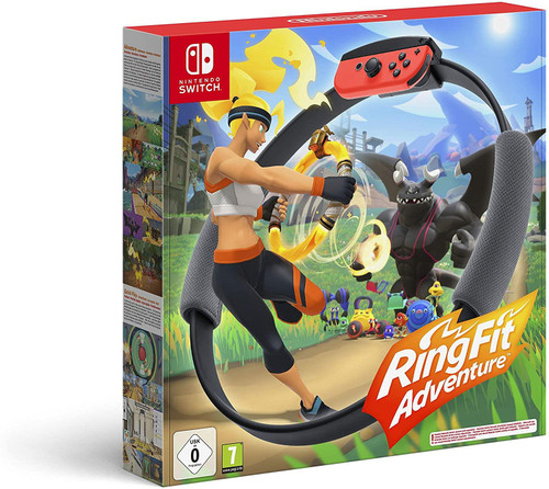 Ring Fit Adventure Standard Edition incl. Ring-Con (Nintendo Switch)
