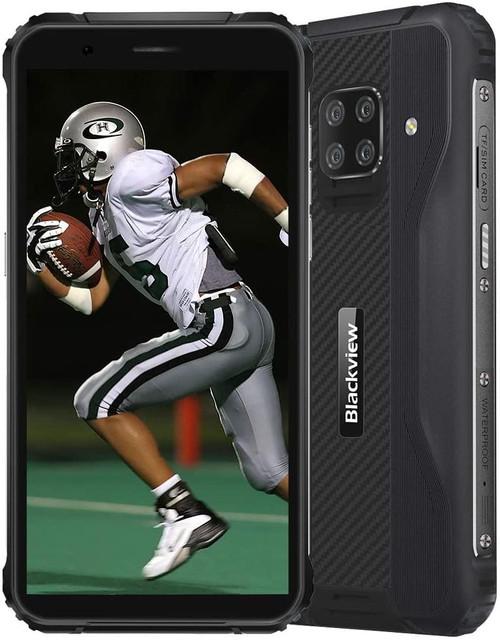 Blackview BV5100 4G 128GB Smartphone - Black