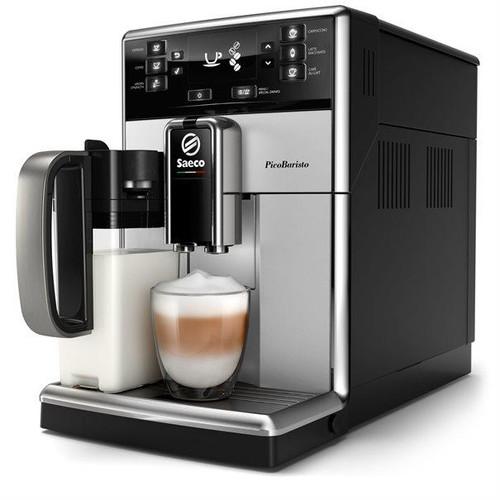 Philips Saeco PicoBaristo Automatic coffee maker Black/Silver - SM5471/10