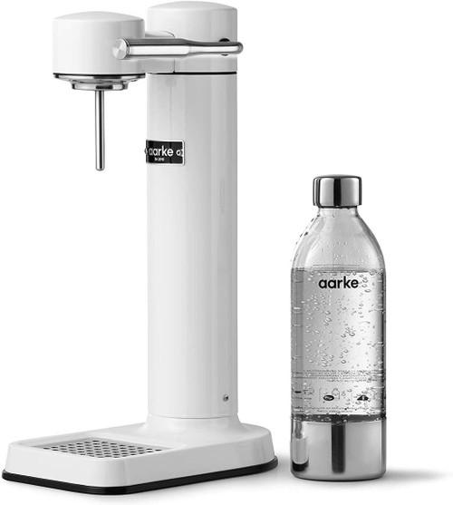 Aarke Carbonator 3 Sparkling Water Machine white