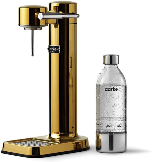 Aarke Carbonator 3 Sparkling Water Machine gold