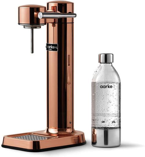 Aarke Carbonator 3 Sparkling Water Machine copper