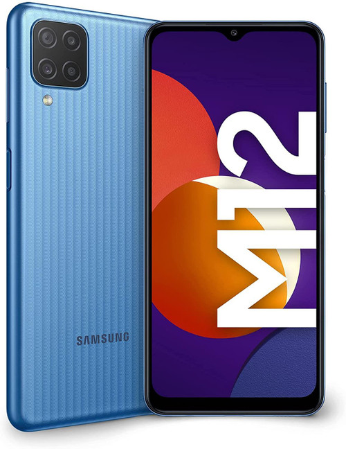 Samsung M12 4/128GB Blue