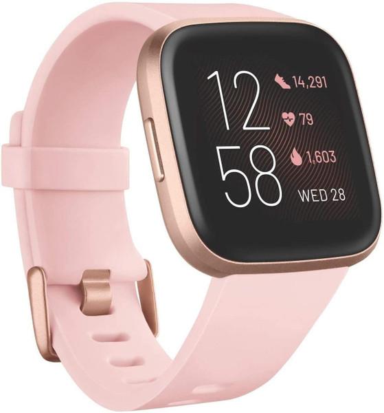 Smartwatch Fitbit Versa 2 Petal/Copper