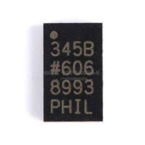 345B : ADXL345B ;  Digital Accelerometer, SMD-14