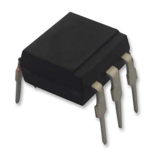 4N25 ; Optocoupler Transistor Output, DIP-6
