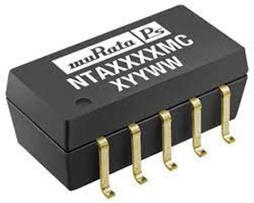 NTA0509MC ; Step Up DC/DC Isolated Converter 5V to ±9V 55mA 1W, SMD-10