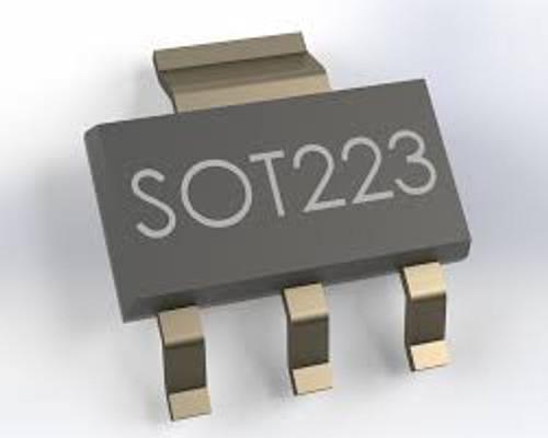 1NK60Z_STN1NK60Z ; Transistor N-MOSFET 600V 0.3A 189mA 13Ω 3.3W Zener-protected, SOT-223