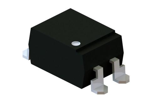 705A_PS2705A ; Optocoupler AC Input Transistor Output 3.75kV, SO-4