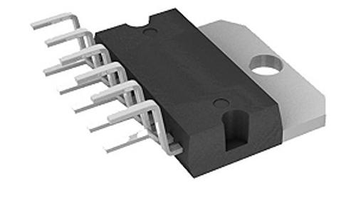 TDA7269A ; Audio amplifier 28W Stereo 5-20VDC 8Ω, Multiwatt-11