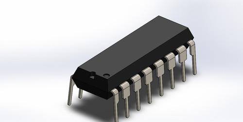 MC14175BCP ; Quad Type D Flip-Flop, DIP-16