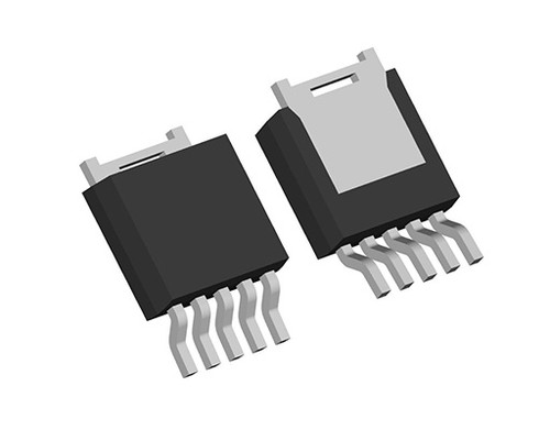 TLE42754D ; Low Dropout Linear Fixed Voltage Regulator, TO-252-5