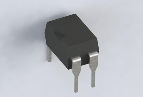 SFH617A ; Optocoupler Transistor-Output 5300 VRMS, DIP-4