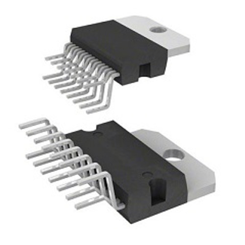 LM4766T ; Audio Amplifier 40W, ZIP-15