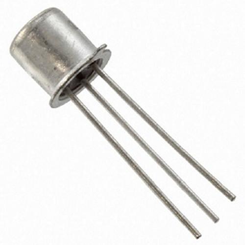 2SC169 ; Transistor NPN 40V 0.2A 0.25W 40ns, TO-18