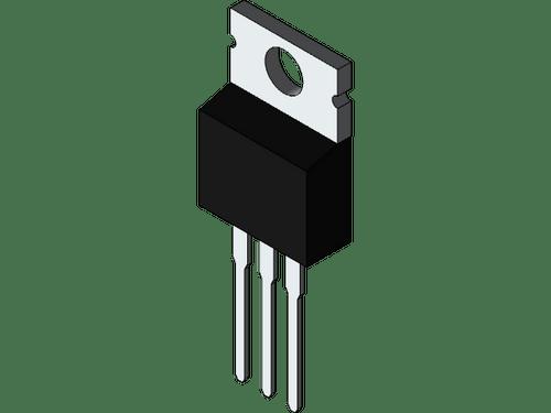 BTA16-800B ; SCR Triac Logic Level Isolated 800V 16A, TO-220