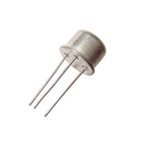 BC460 ; Transistor PNP 40V 1A 10W 50MHz, TO-39